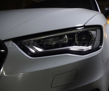 Pack front Leds turn signal for Audi A3 8V