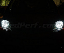 Pack sidelights LED (xenon white) for Citroen C1