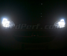 Pack Xenon Effects headlight bulbs for Opel Adam