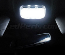 Luxury interior package full LED (pure white) for Citroen C3 I