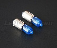 Pack of 2 Halogen Sidelights - White Xenon - Base H6W