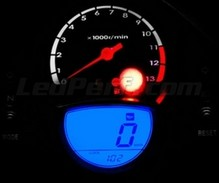 Two-tone meter LED kit for Kawasaki ER-6N (2005 - 2008)