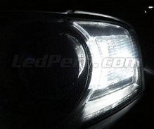 Pack sidelights led (xenon white) for Volkswagen Passat B6