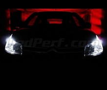Pack sidelights LED (xenon white) for Citroen C4