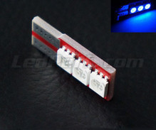 T10 Led Motion - Blue - Light side - No dash error W5W