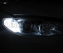 Pack daytime running light (DRL) xenon white for Seat Exeo