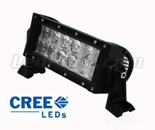 LED Light Bar 4D CREE Double Row 36W 3300 Lumens for 4WD - ATV - SSV