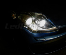 Pack sidelights LED (xenon white) for Renault Laguna 3