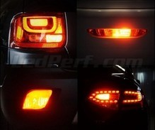 Rear LED fog lights pack for Peugeot Ion