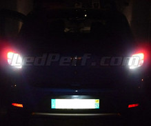 Pack LEDs (white 6000K) backup lights for Dacia Sandero