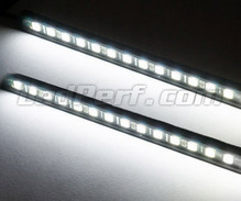 Pack of 2 aluminum bars 30 LEDs for Daytime Running Lights - Daytime Running Lights - DRL