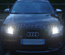 Pack daytime running light (DRL) xenon white for Audi A3 8P Non-facelift
