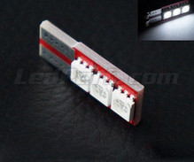 T10 Led Motion - White - Light side - No dash error W5W
