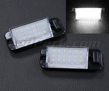 Pack of 2 LEDs modules license plate for BMW Serie 3 (E36)