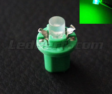 Green 12V type 1 LED on bracket (w1.2w)