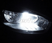 Pack sidelights (xenon white) Renault Fluence