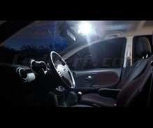 Pack interior Full LED (Pure white) for Nissan Cube