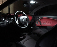 Pack interior Full LED (Pure white) for Alfa Romeo Mito