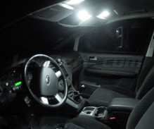 Pack interior Full LED (Pure white) for Ford C-MAX Phase 1