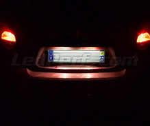 Pack LED License plate (Xenon White) for Chevrolet Aveo T300