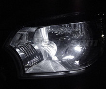 Pack sidelights LED (xenon white) for Skoda Yeti