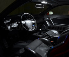 Interior Full LED pack (pure white) for Hyundai Coupe GK3
