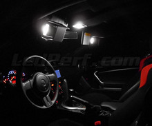 Pack interior Full LED (Pure white) for Subaru BRZ