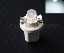 White 12V type 1 LED on bracket (w1.2w)