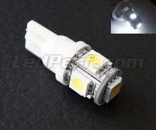 T10 Xtrem HP V1 white LED bulb (w5w)