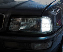 Pack sidelights led (xenon white) for Audi 80 / S2 / RS2