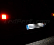 LED Licence plate pack (xenon white) for Renault Clio 1