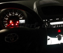 Led Meter/Dashboard Kit for Citroen C1