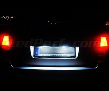 Pack LED License plate (Xenon White) for Volkswagen Bora