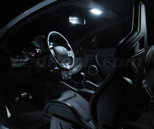 Pack interior Full LED (Pure white) for Renault Megane 3