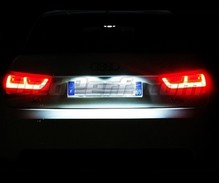 Pack LED License plate (6000K pure white) for Audi A1
