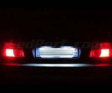 LED Licence plate pack (xenon white) for Toyota Avensis MK1