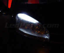 Pack sidelights LED (xenon white) for Citroen C4 Picasso