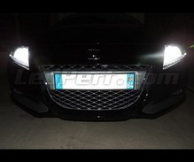 Pack Xenon Effects headlight bulbs for Honda CR-Z