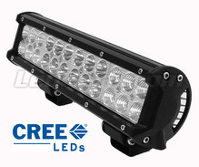 LED Light Bar CREE Double Row 72W 5100 Lumens for 4WD - ATV - SSV