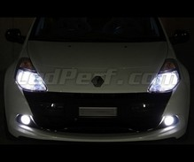 Pack Xenon Effects headlight bulbs for Renault Clio 3