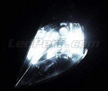 Pack sidelights LED (xenon white) for Nissan 350Z