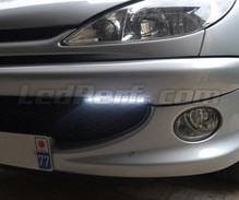 Pack Daytime Running Lights (DRL) for Peugeot 206