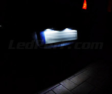 Pack LED License plate (Xenon White) for Opel Astra H