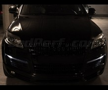 Pack sidelights led (xenon white) for Audi Q7