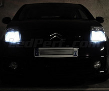 Sidelights LED Pack (xenon white) for Citroen C2