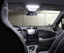 Pack interior Full LED (Pure white) for Renault Zoe