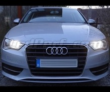 Pack Xenon Effects daytime (DRL) and Hi-beam H15 bulbs for Audi A3 8V