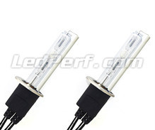 Pack of 2 H1 6000K 55W Xenon HID replacement bulbs