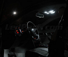 Pack interior Full LED (Pure white) for Audi A6 C7