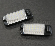 Pack of 2 LEDs modules license plate BMW (type 6)
